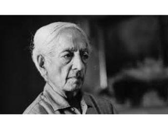 «La nécessité d'être seul» – Jiddu KRISHNAMURTI