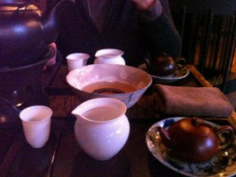 CHA-DO    –    La Voie du thé