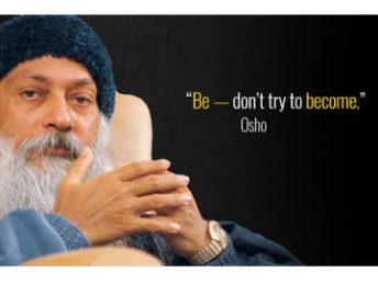 «La capacité d'être seul, c'est la capacité d'aimer.» – OSHO